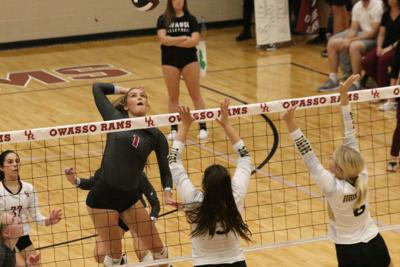 Owasso Volleyball
