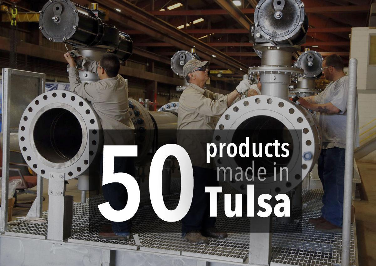 photo gallery: 50 products made in tulsa | slideshows | tulsaworld