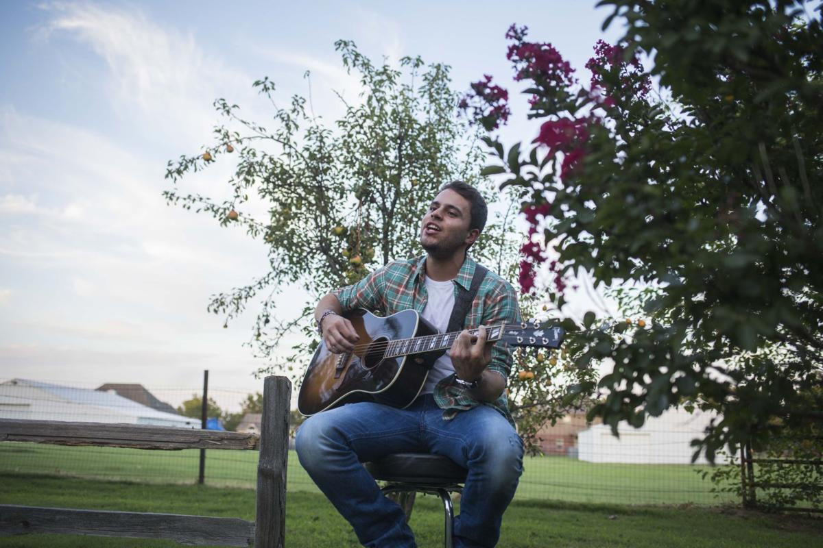 backyard concerts blake pettigrove brings homegrown country music