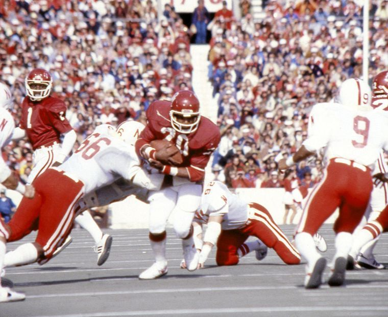running   ou history sooners fans  spoken ou sports extra