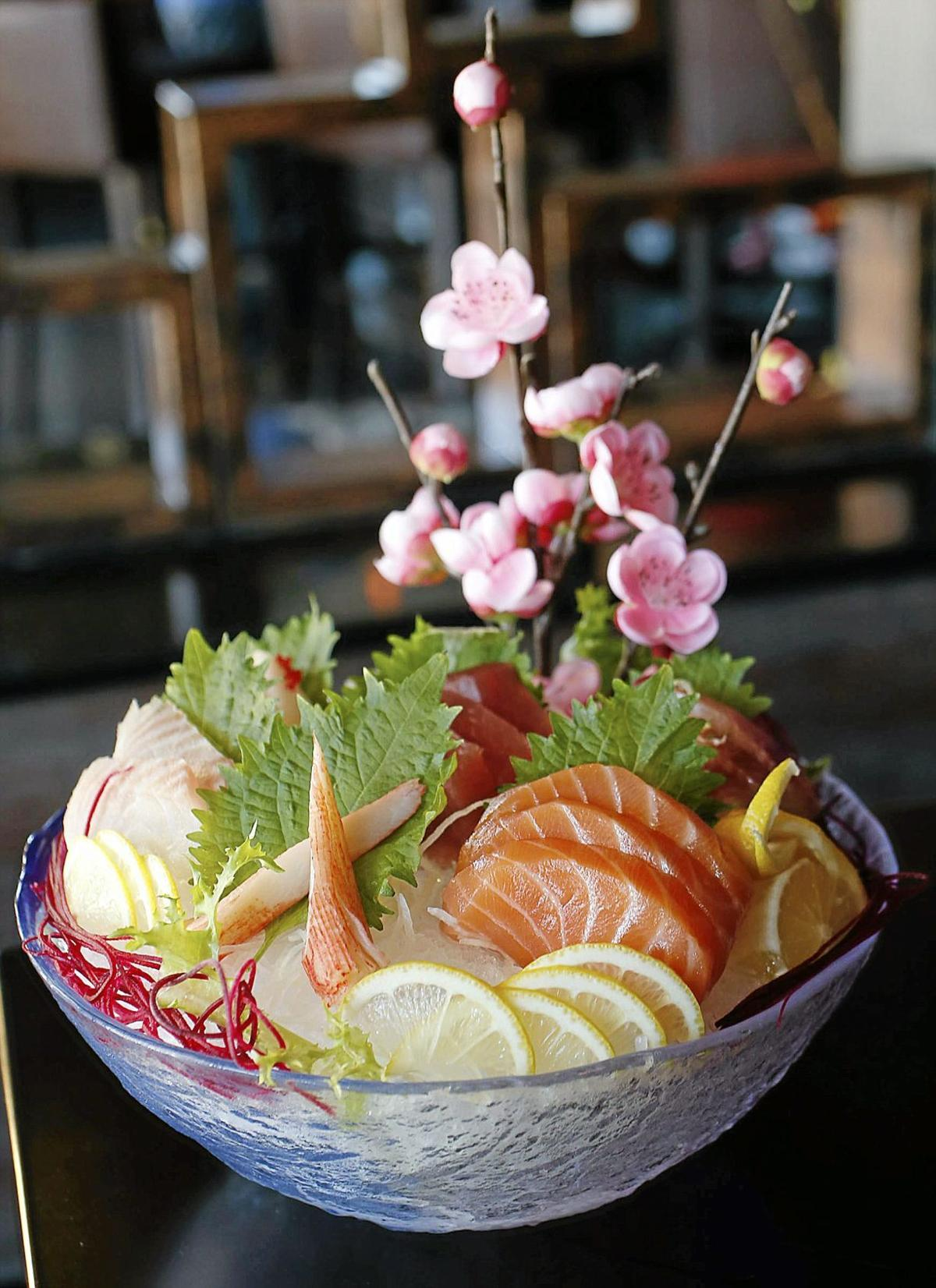 Review: SushiHana Japanese Fusion sparkles in Brookside location | Foodreview | tulsaworld.com