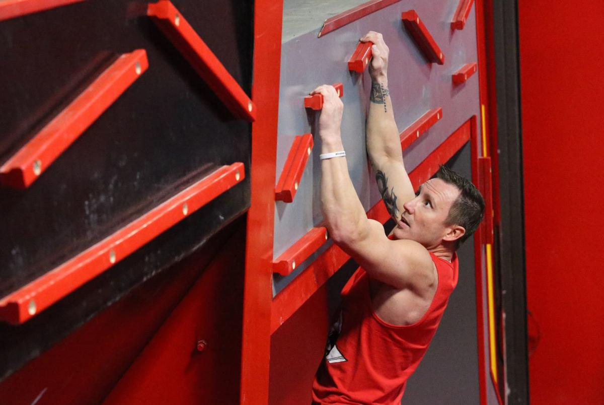 Ninja Warrior Gym