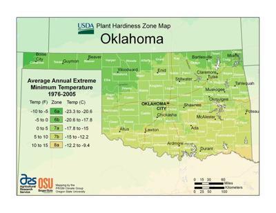Tulsa Ok Time Zone >> Tulsa Zone Change Affects Gardeners Plant Choice Entertainment