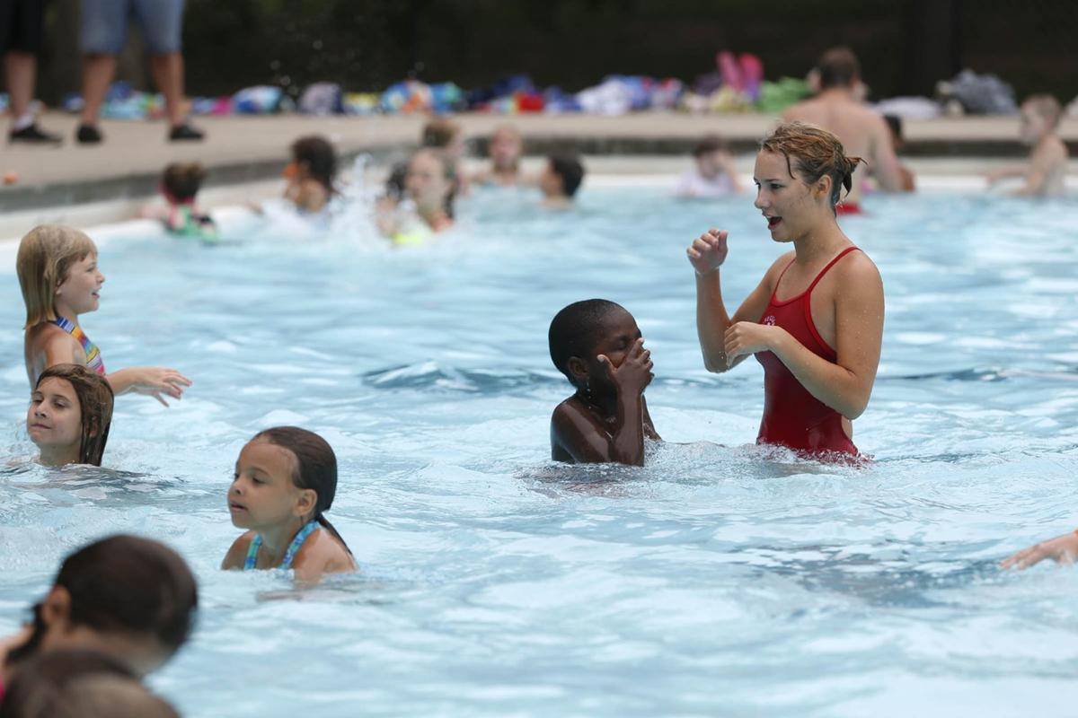 Water Escapes From Swimming Holes To Splash Pads And Pools Cool Off At These Places Tulsaworld Com