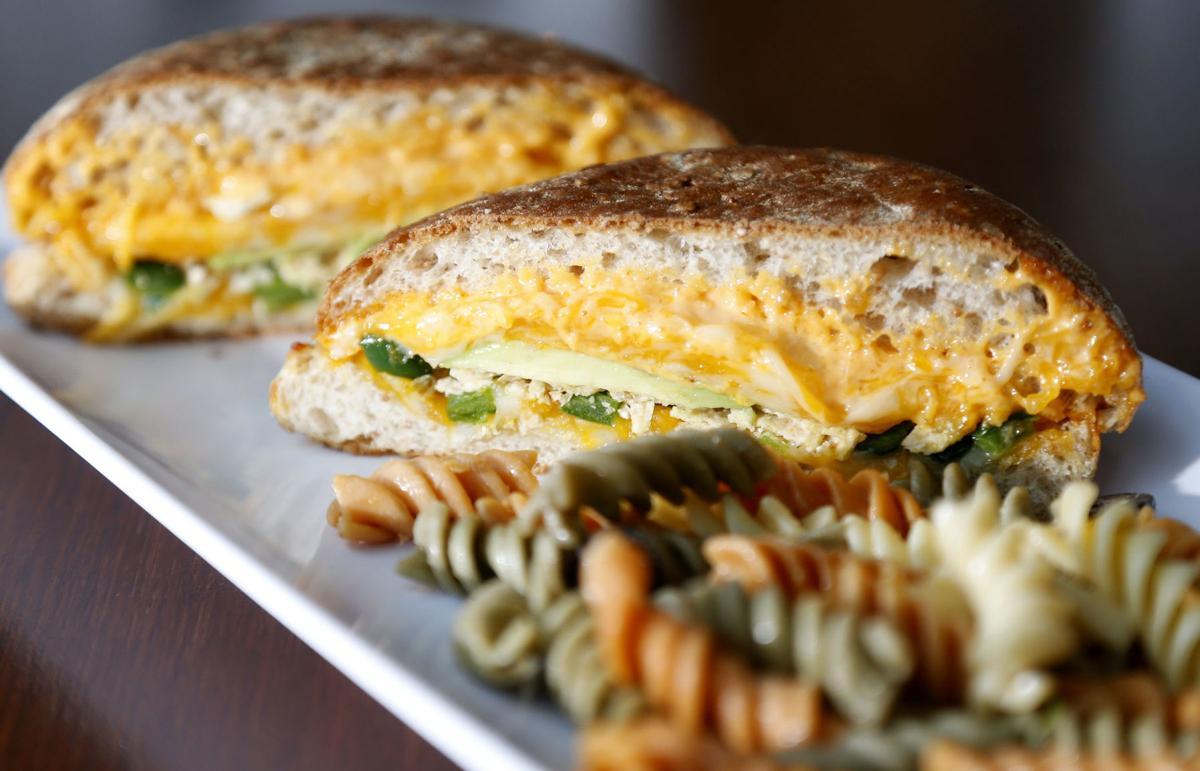 Coolgreens avocado sandwich
