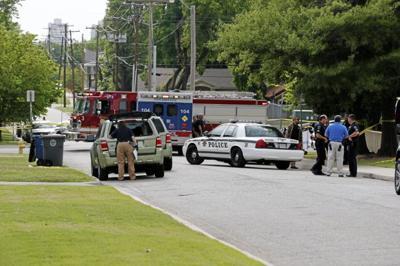 Hillcrest Medical Center security guard fatally shoots man