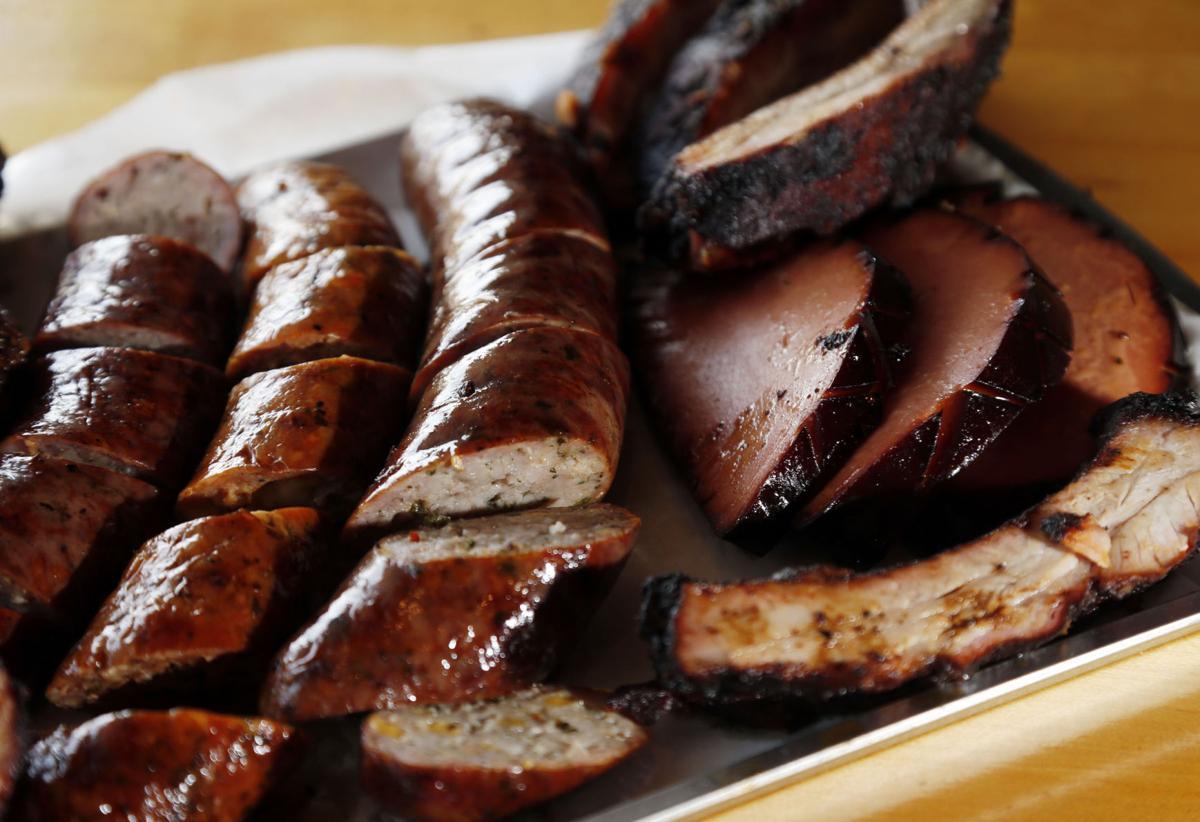 BurnCo barbecue medley