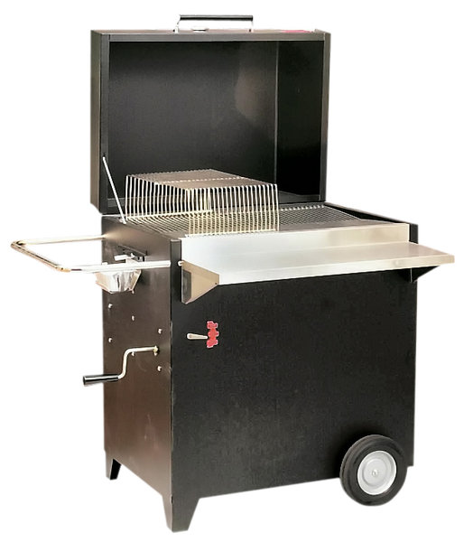 Hot for grilling