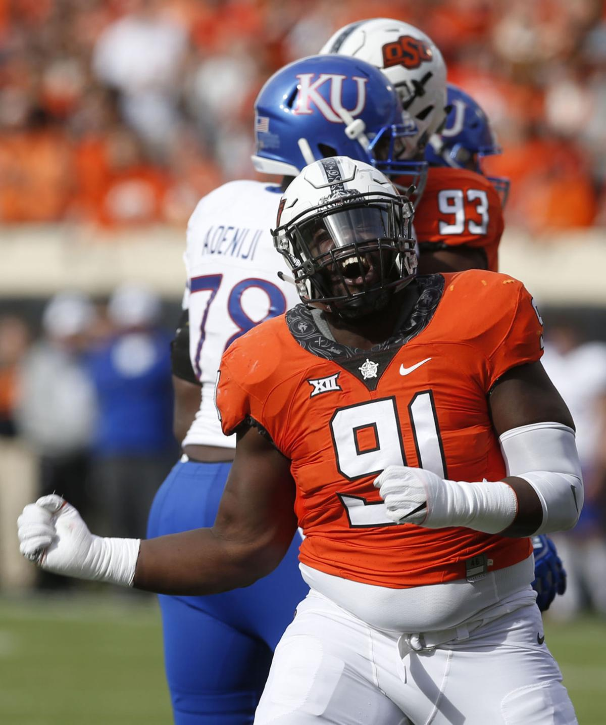 Photo gallery: See the best images as Oklahoma State ...