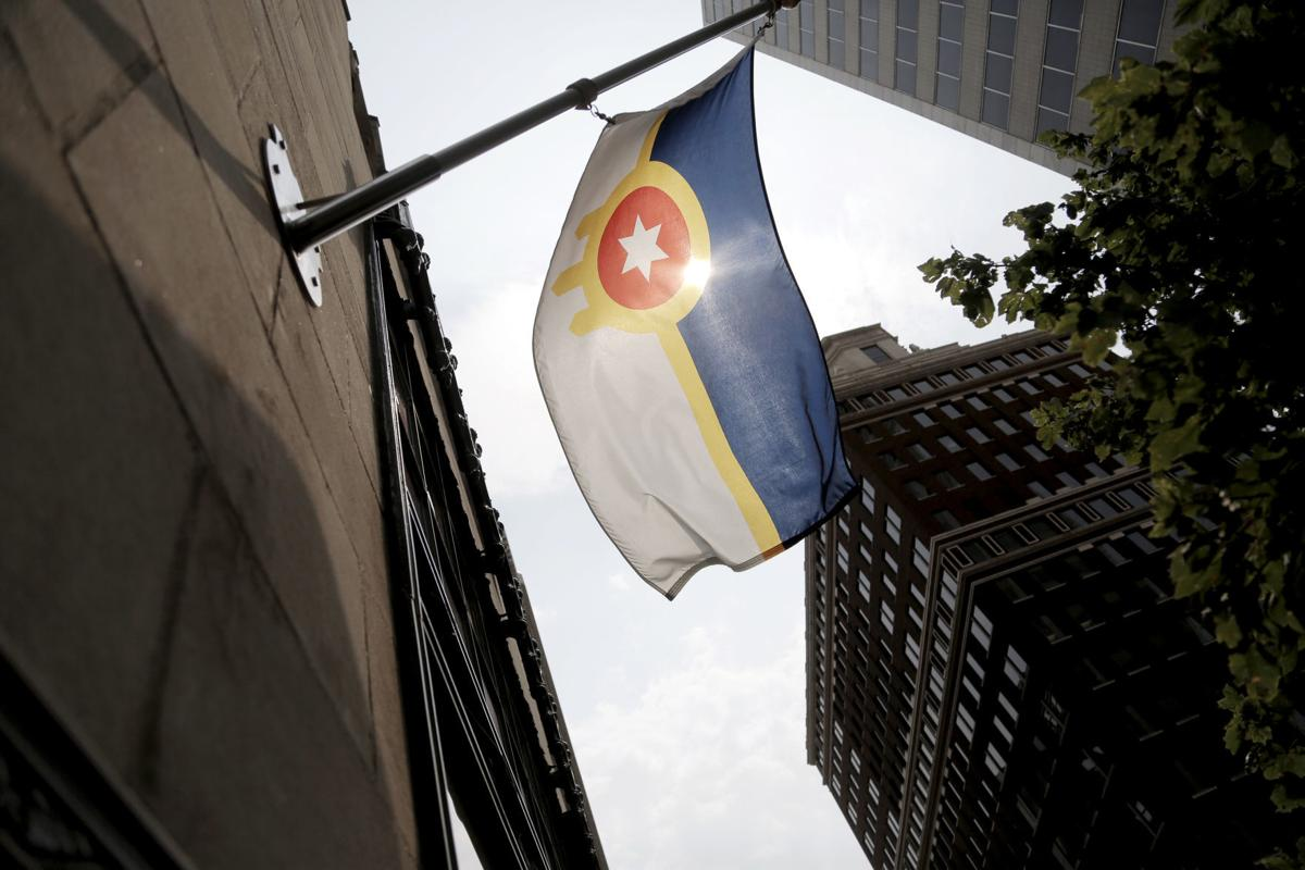 Michael Overall: Who owns the new Tulsa flag? | Local