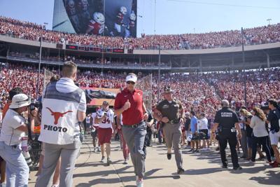 Ou Football Oklahoma S 2018 Football Schedule Revealed Ou Sports