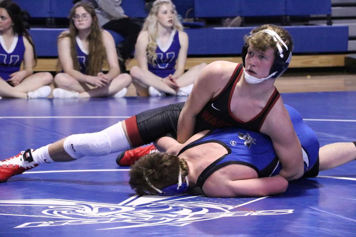 Wagoner Wrestling