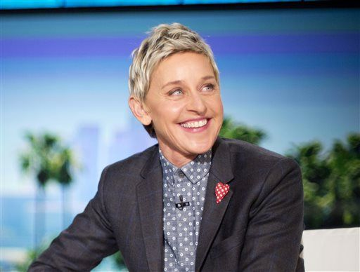 DeGeneres shares a biopic with a blue fish in 'Finding Dory' (copy)
