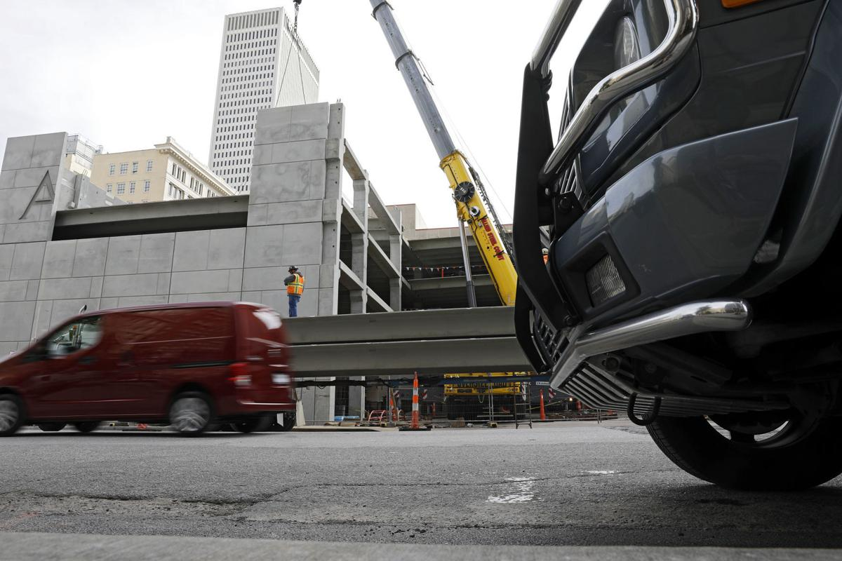 Michael Overall: Irrational parking habits are affecting downtown