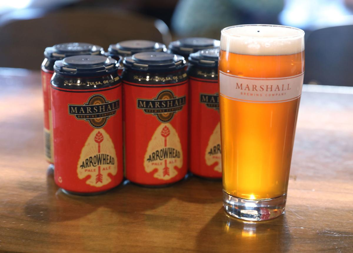 Marshall Brewing Co.'s Arrowhead Pale Ale