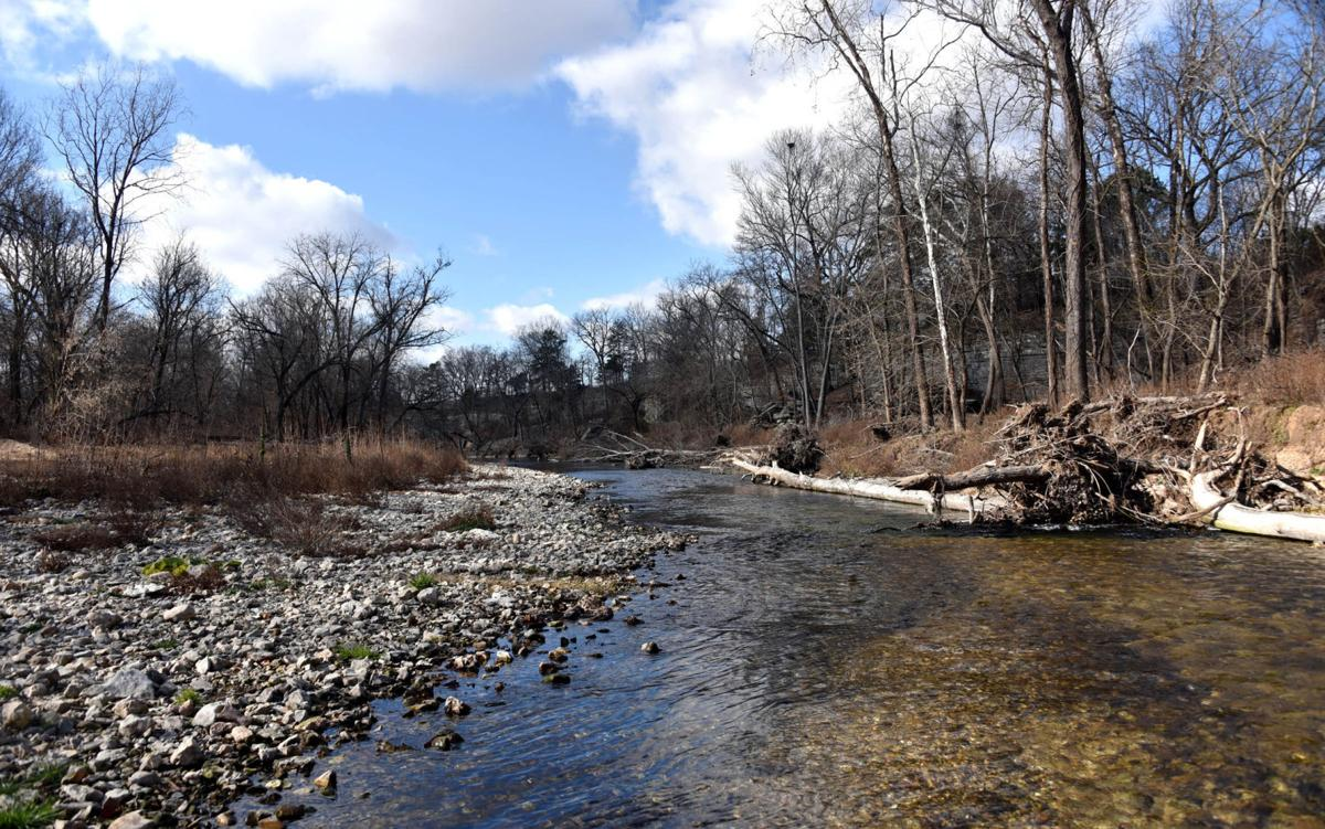 Trout vs  pristine waters: Oklahoma studies impact of