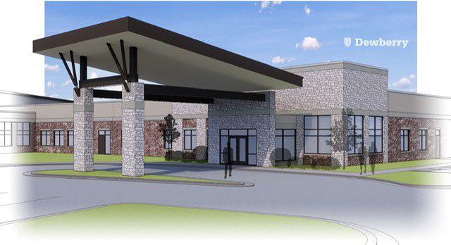 Proposed Broken Arrow behavior hospital