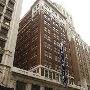 Atlas Life Building To Become Hotel