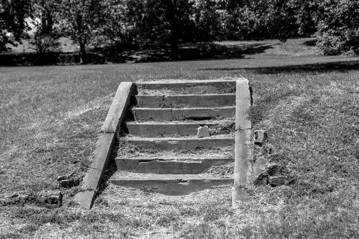 Steps To Nowhere in Tulsa, Oklahoma 2020, Courtesy Christopher C