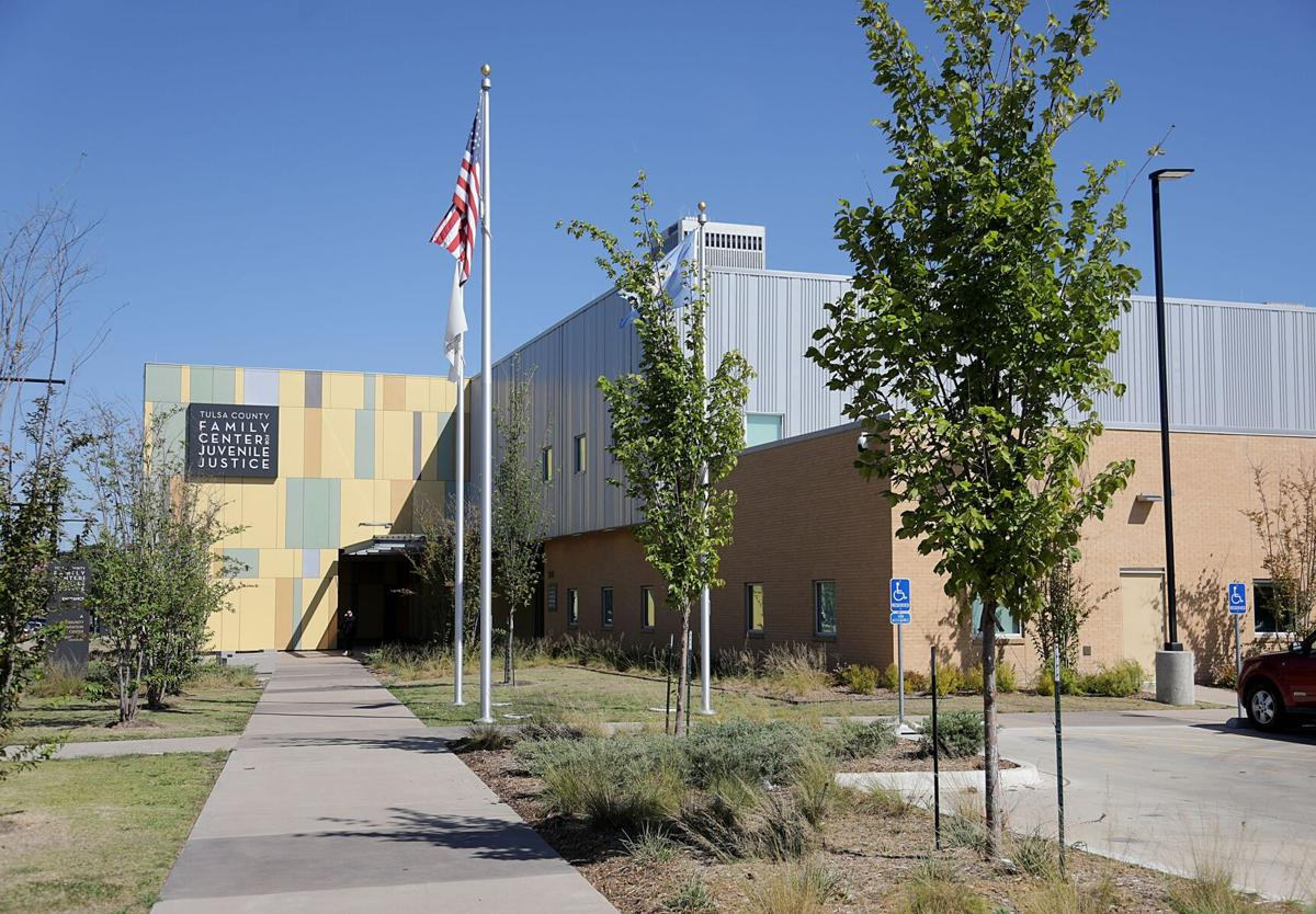 The Tulsa County Family Center for Juvenile Justice