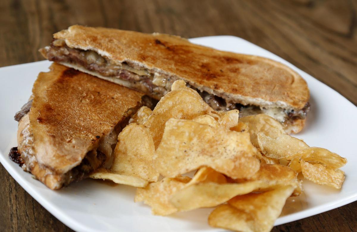 Glacier sandwich