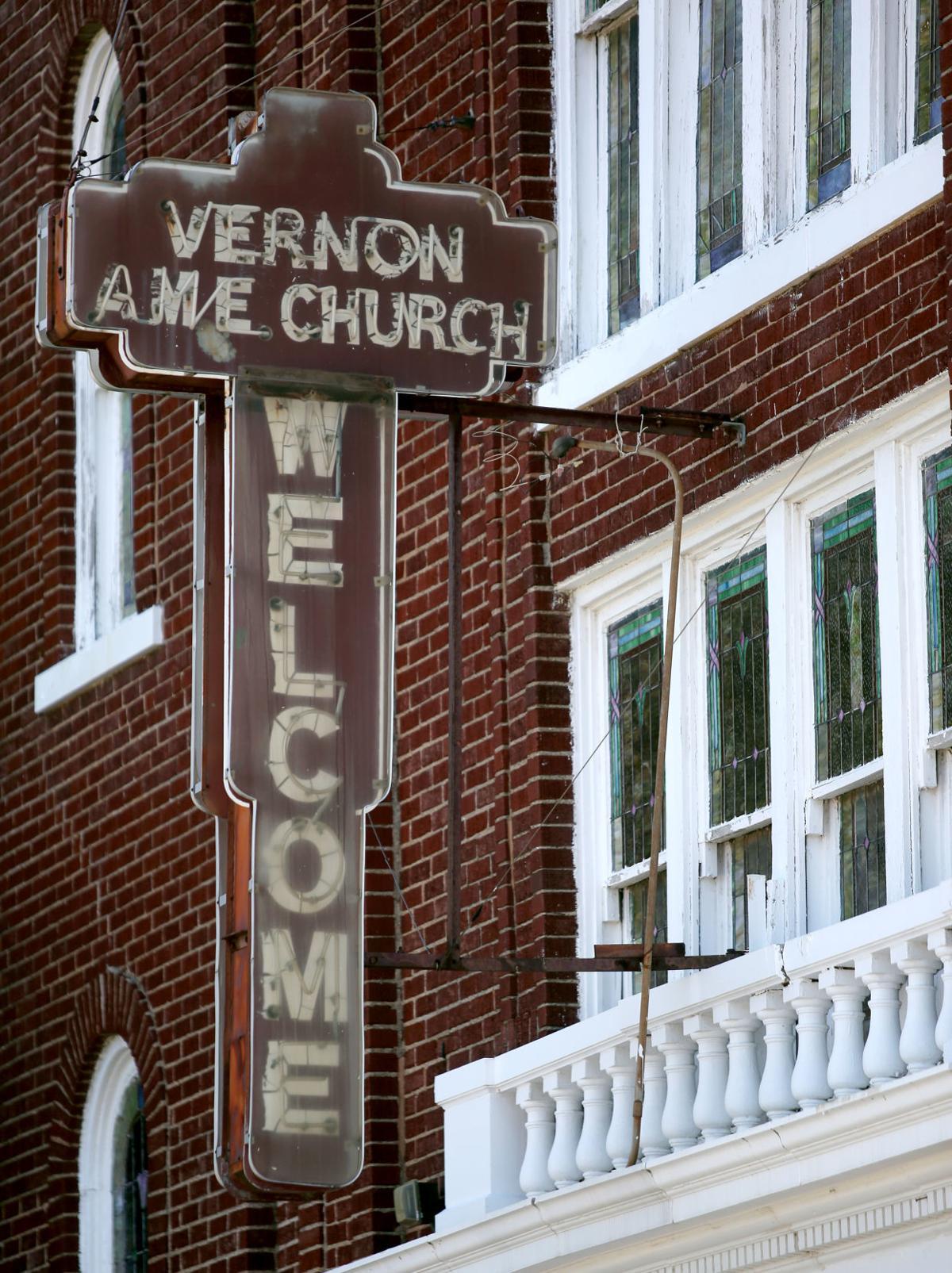 Vernon AME