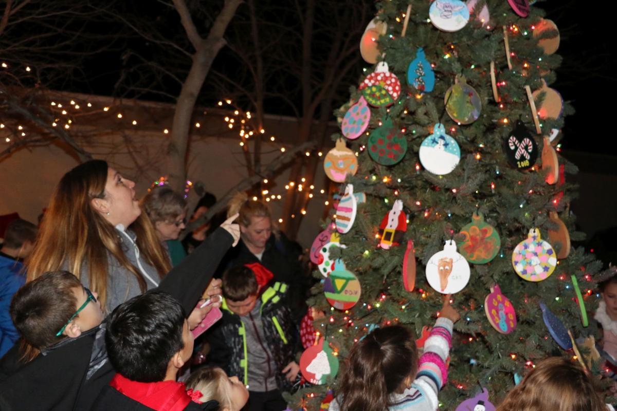 Christmas Tree Ornament Promotion
