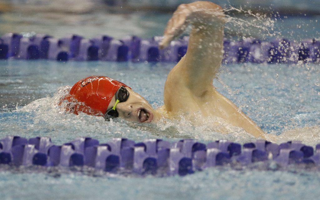 Swimmer of the Year finalist: Bishop Kelley junior Jack Callan