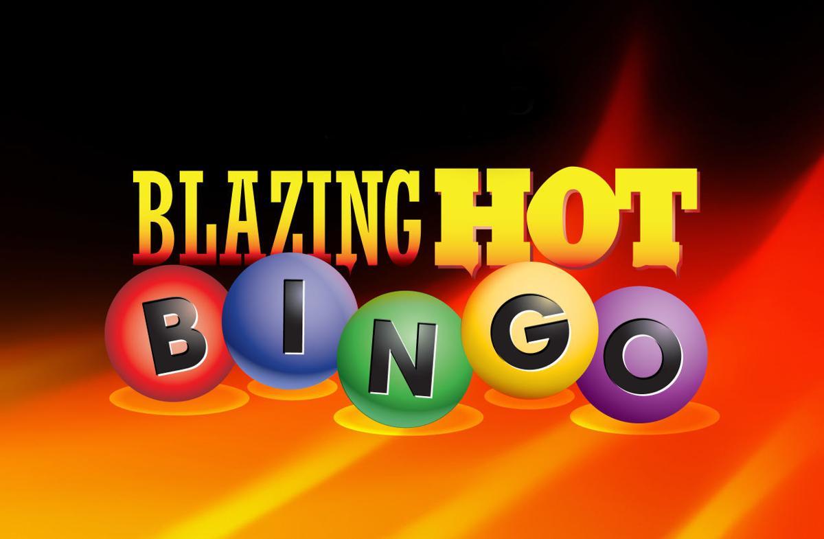 Blazing Hot Bingo logo