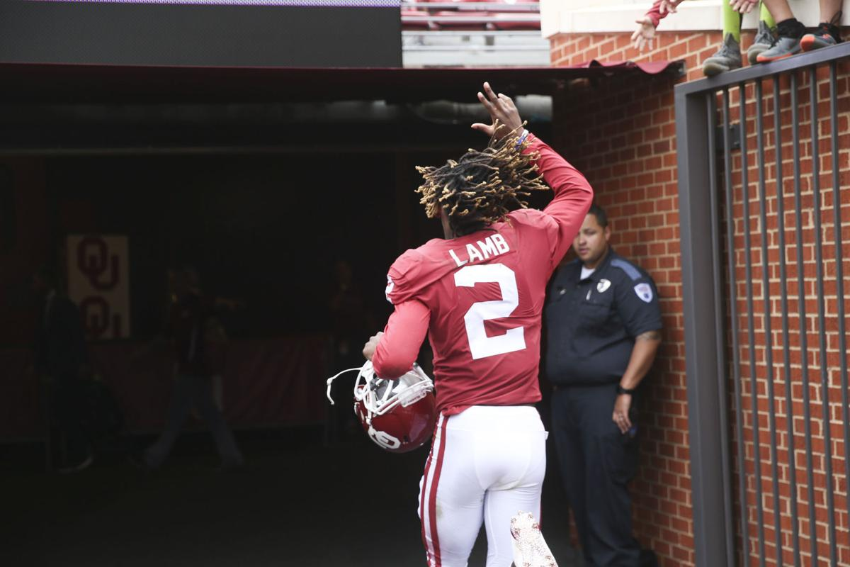 Ou Football Notebook Sooners Get Big Returns On Special