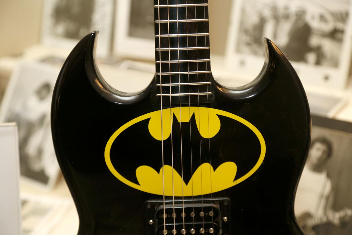 Batman guitar