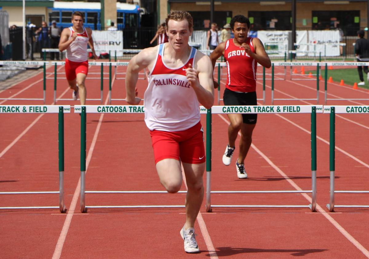Collinsville Track