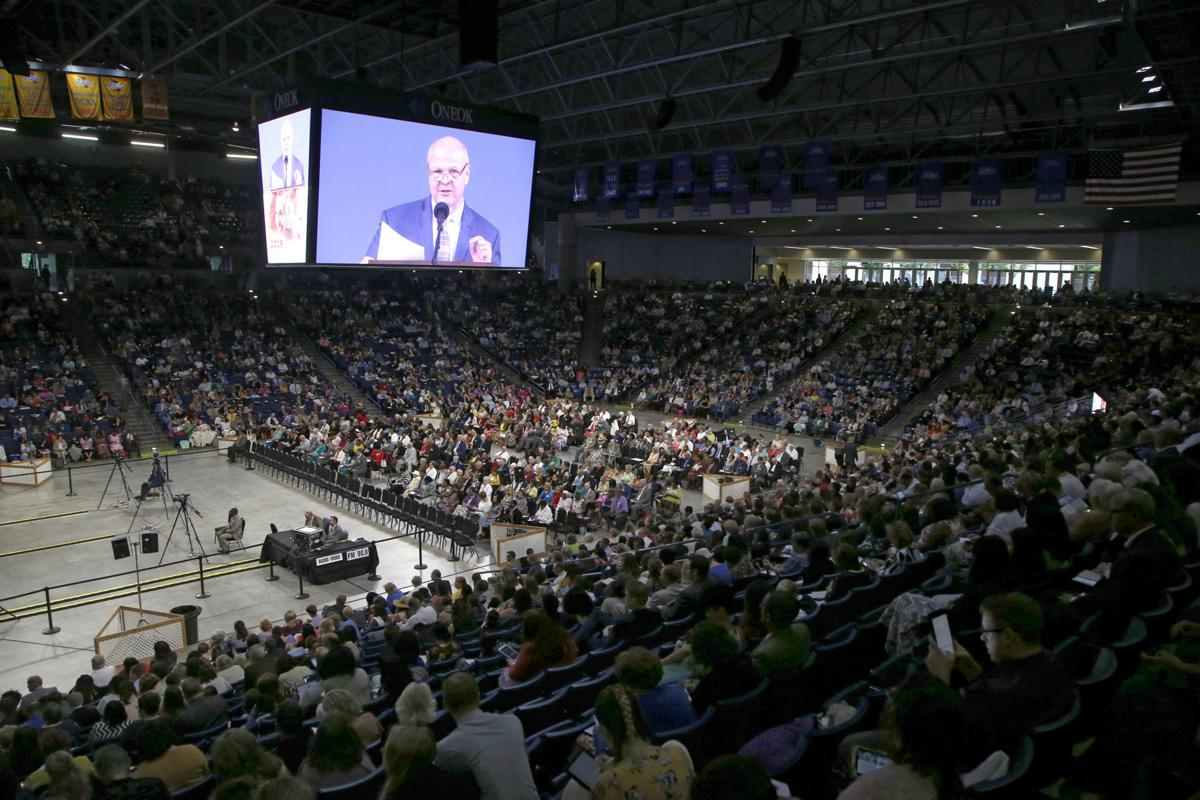 JW Convention