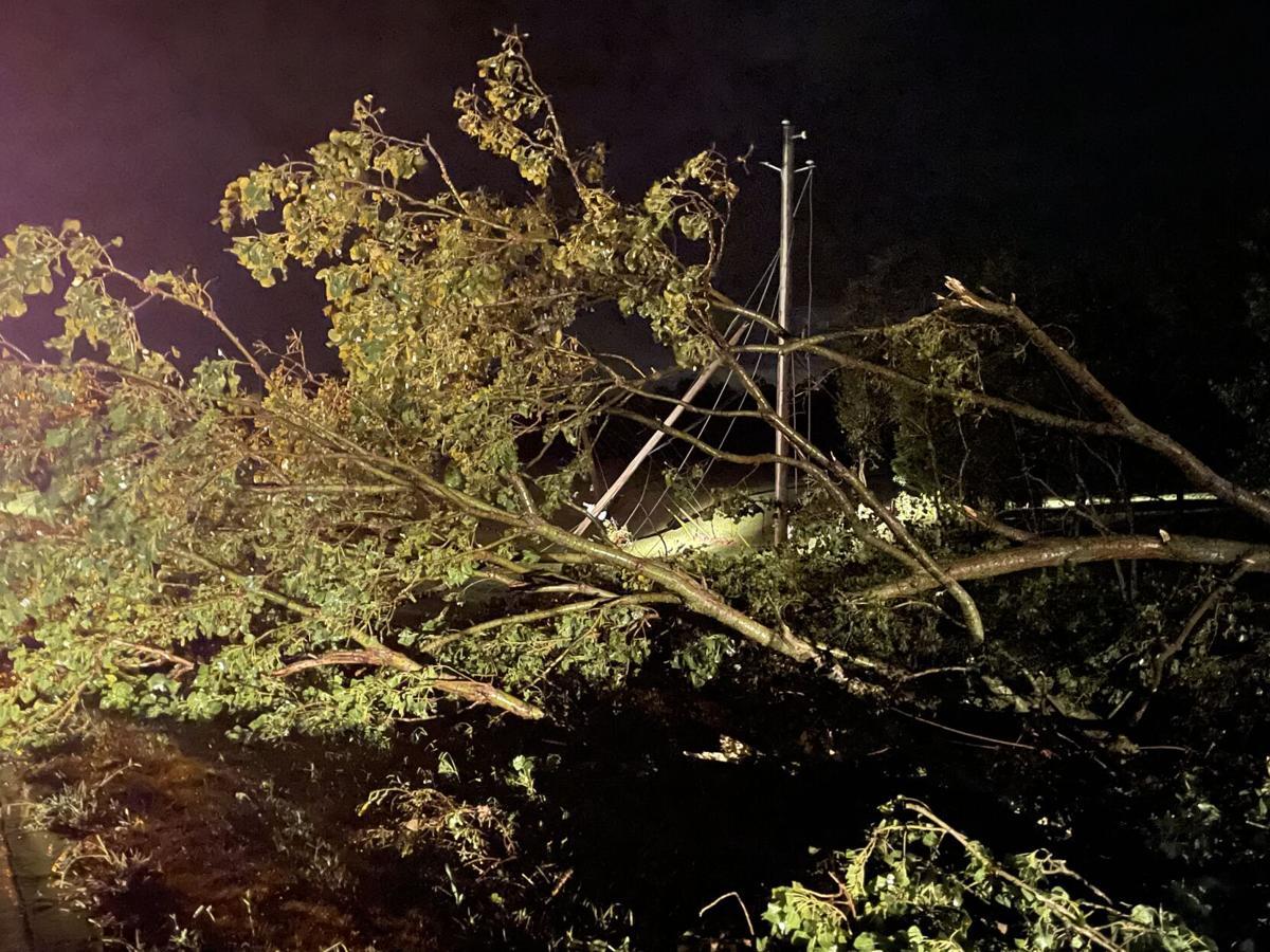 Coweta storm
