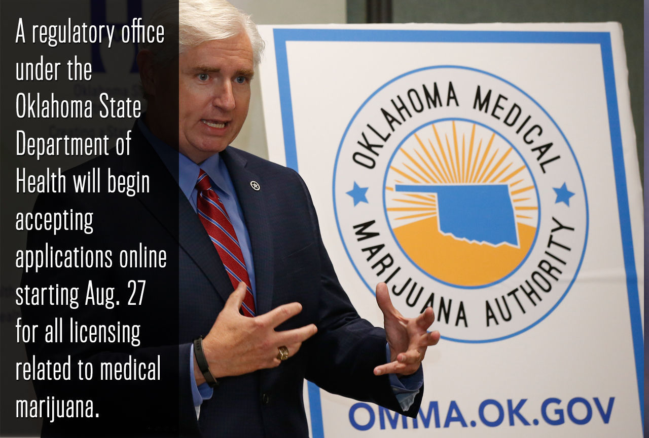 Oklahoma state employment office
