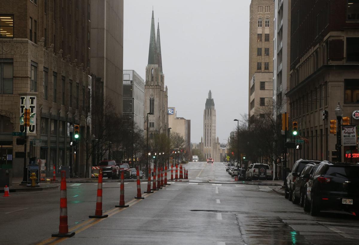 COVID-19 in Tulsa