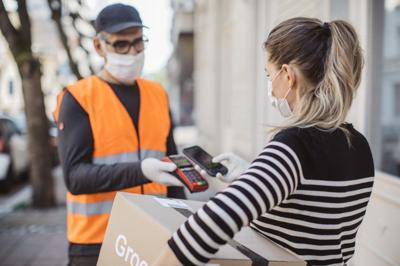 With CDC guidance that physical cash or cards could expose buyers and sellers to the coronavirus, many people are opting for contactless payments.