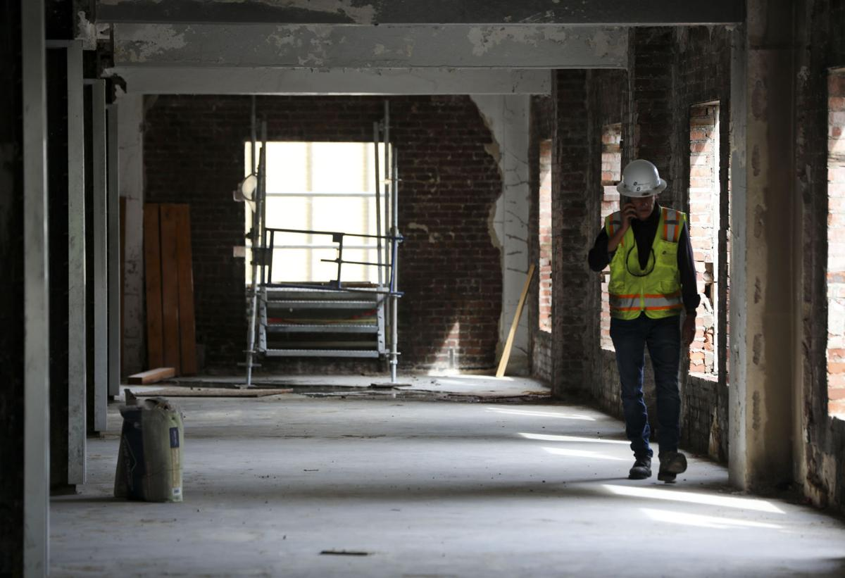 tour of tulsa club offers a glimpse of ongoing renovations future