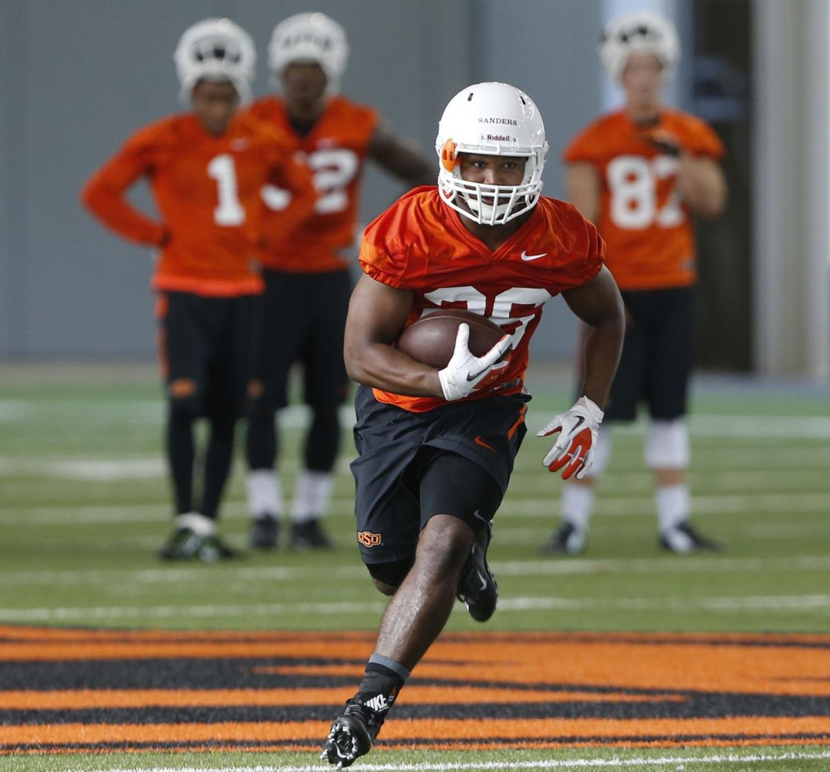 OSU's Barry J. Sanders among top 5 transfers to watch in ...