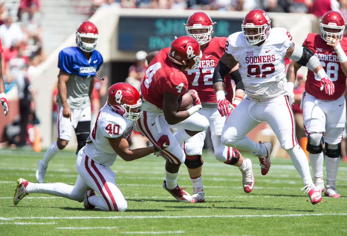 OU football notebook: Will freshman LB Kenneth Murray ...