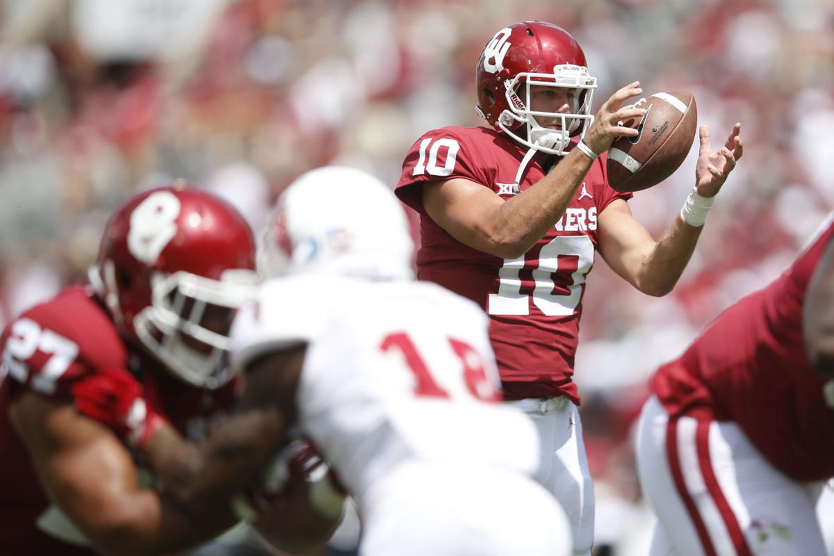 Guerin Emig: Austin Kendall's injury leaves OU in a ...