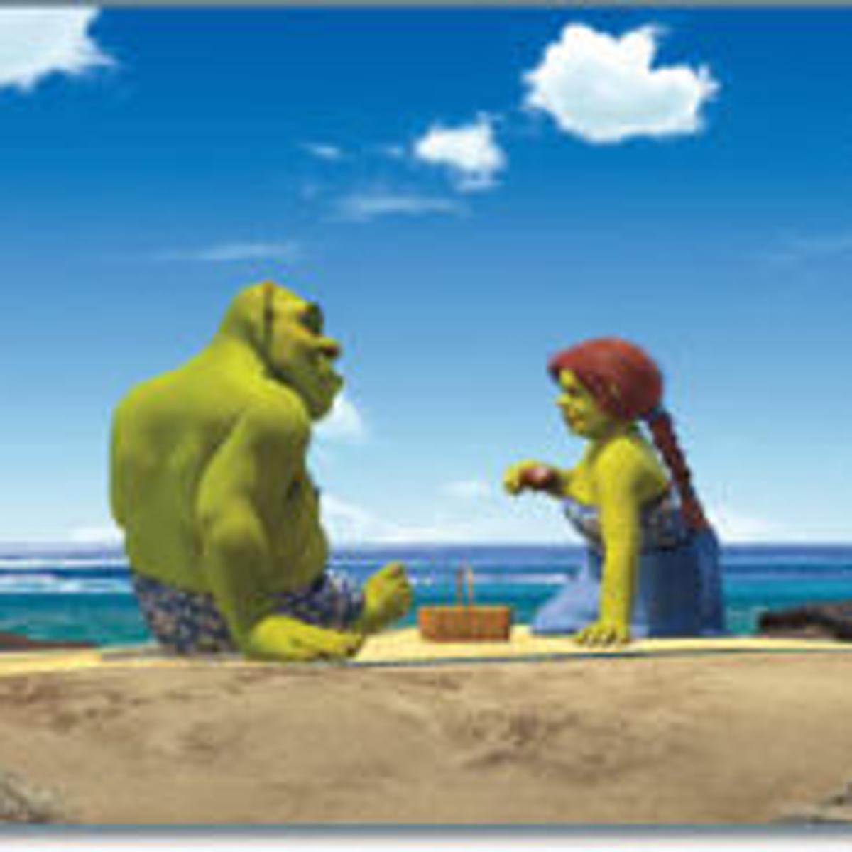 Dvd Review Shrek Ii Makes Audiences Shriek With Laughter Archive Tulsaworld Com