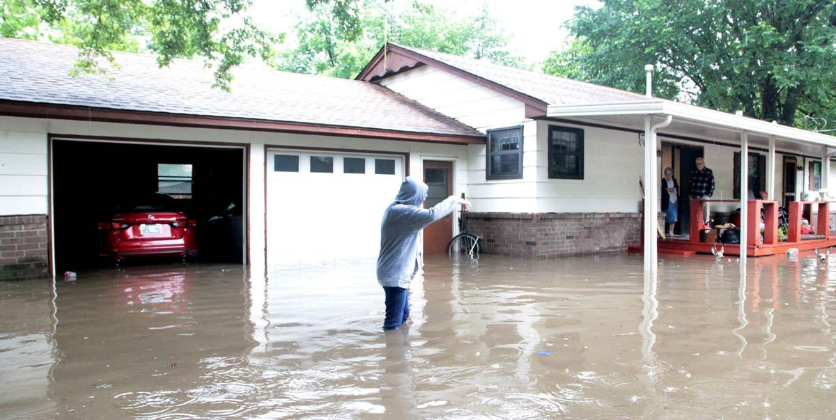 Tulsa Ok Time Zone >> Time To Head For High Ground A Look At Flooding Conditions