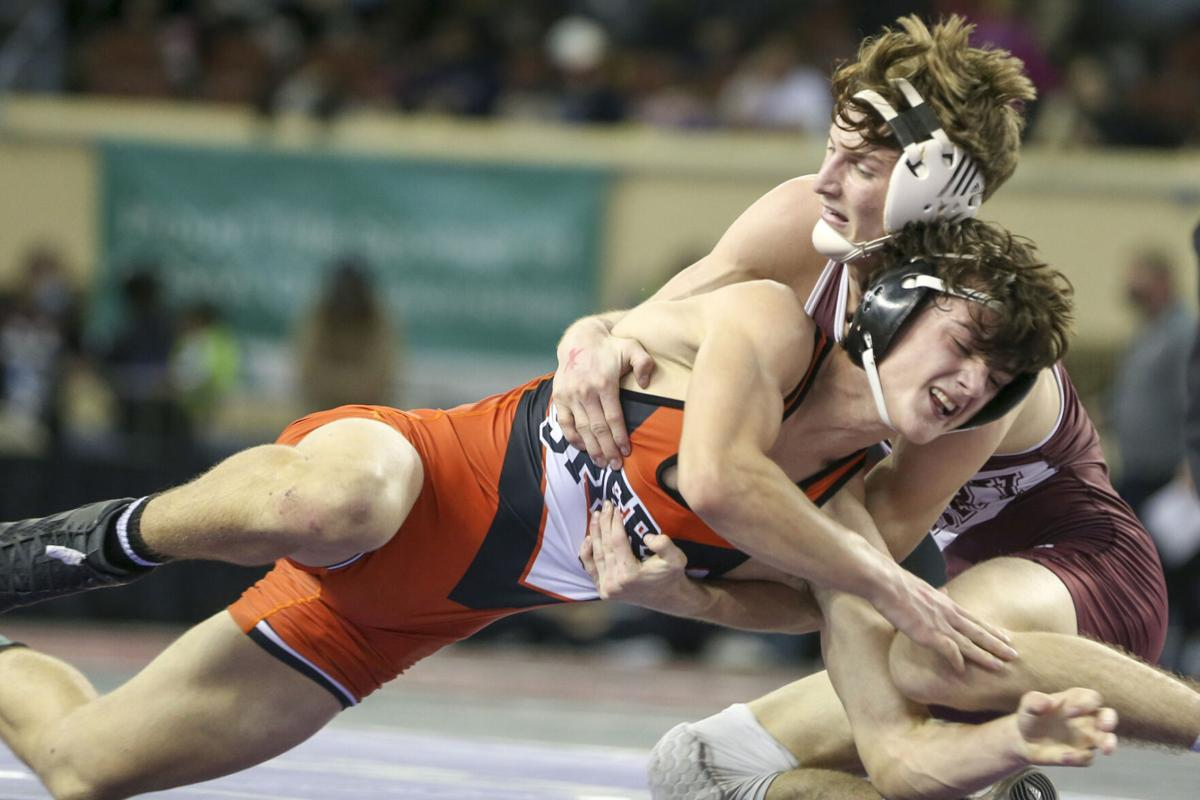 3A/6A Wrestling State Championships