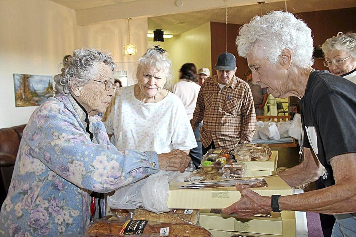Senior Servings