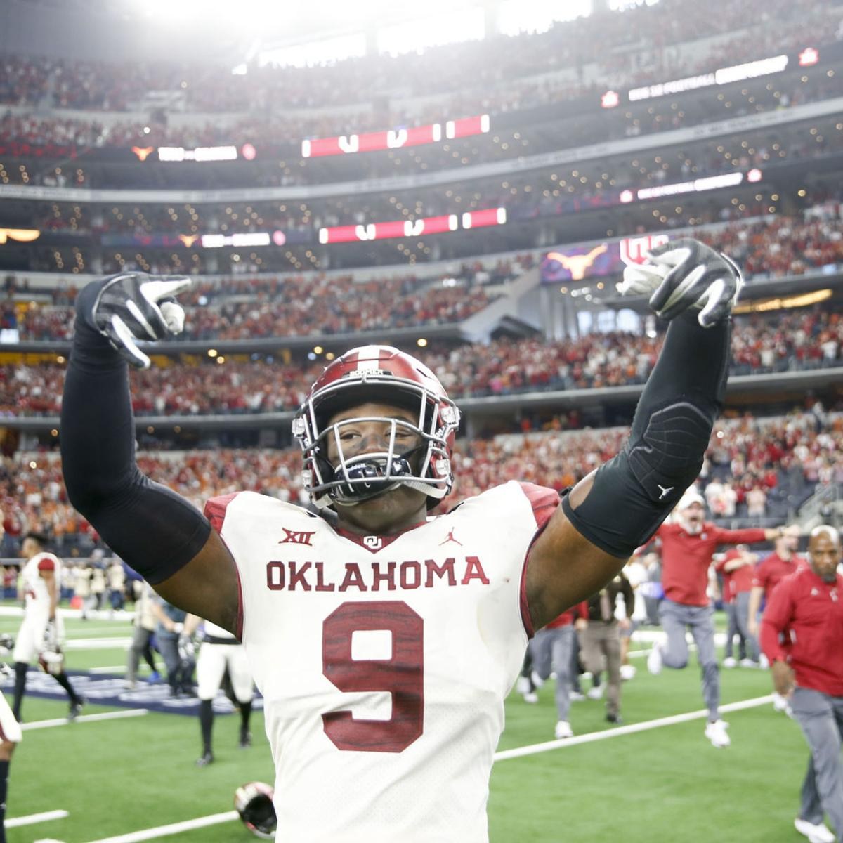 innovative design 2327d 69cd1 OU football notebook: Sooners talk about learning that they ...