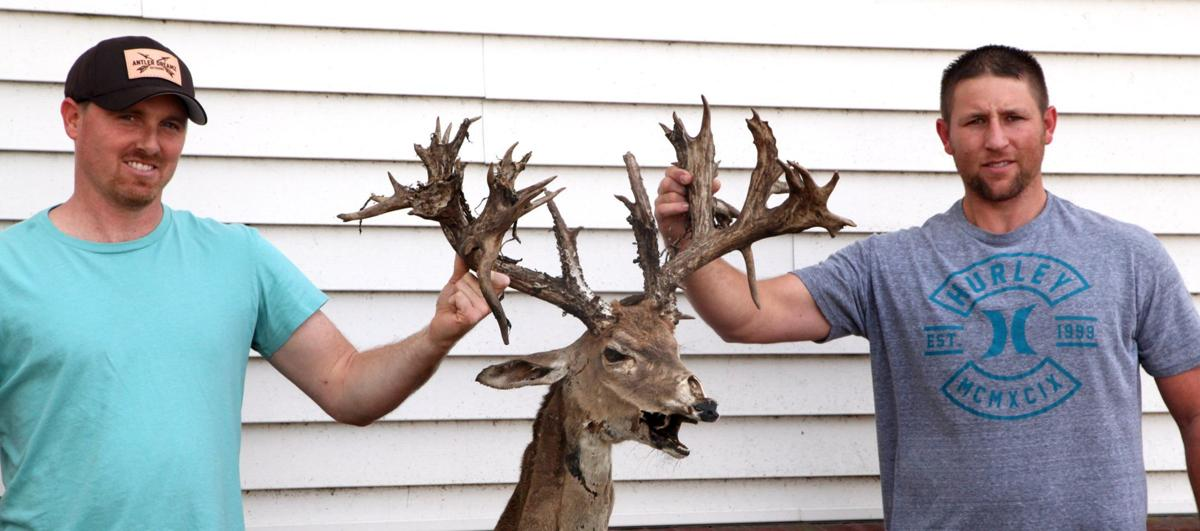 What could have been: Potential Oklahoma state record buck
