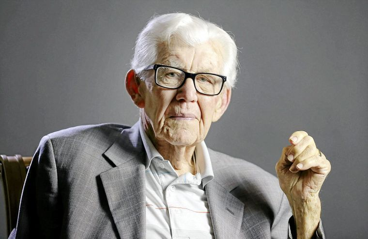 Joe Wilson WW2 Veteran Project MW