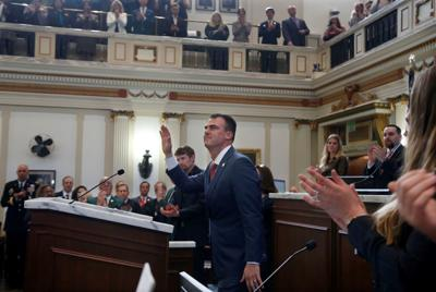 Gov. Kevin Stitt says government is 'too big and too broken' in second State of the State speech