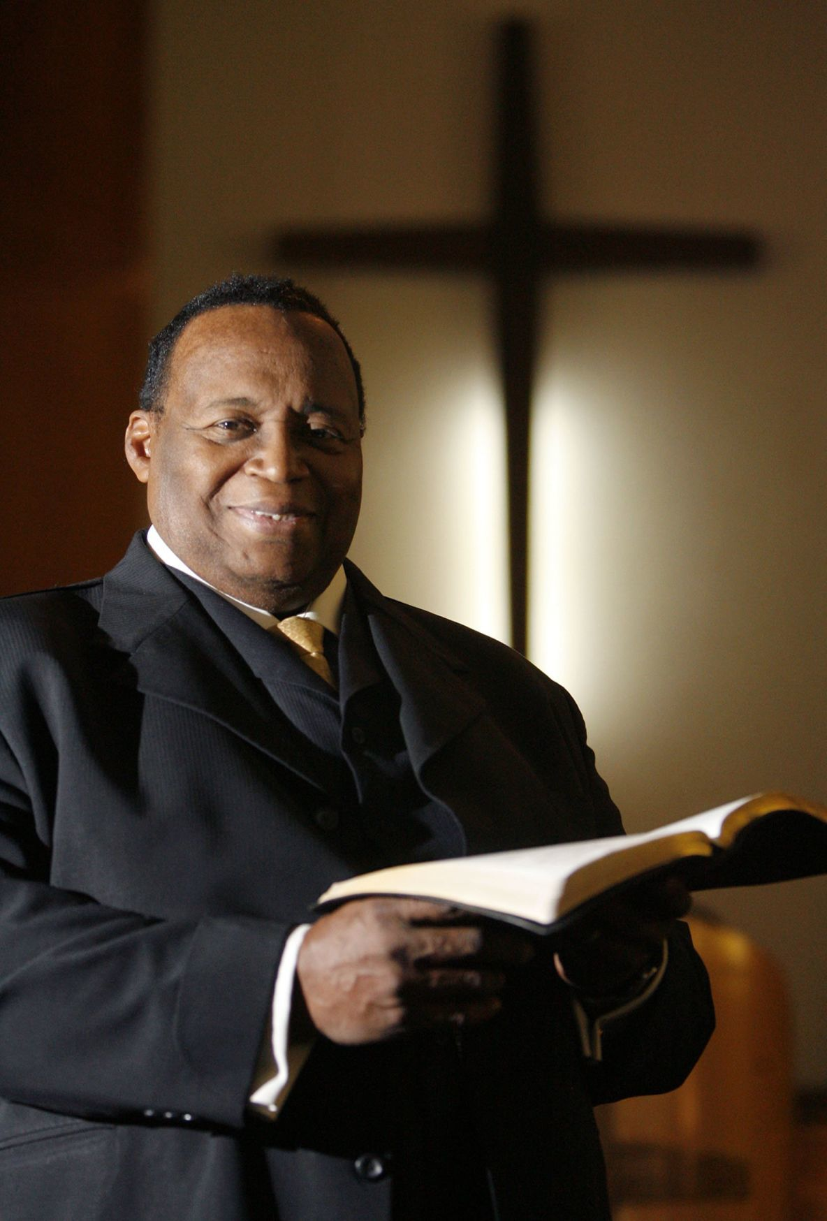 Services set for the Rev  Bertrand Bailey, north Tulsa pastor and